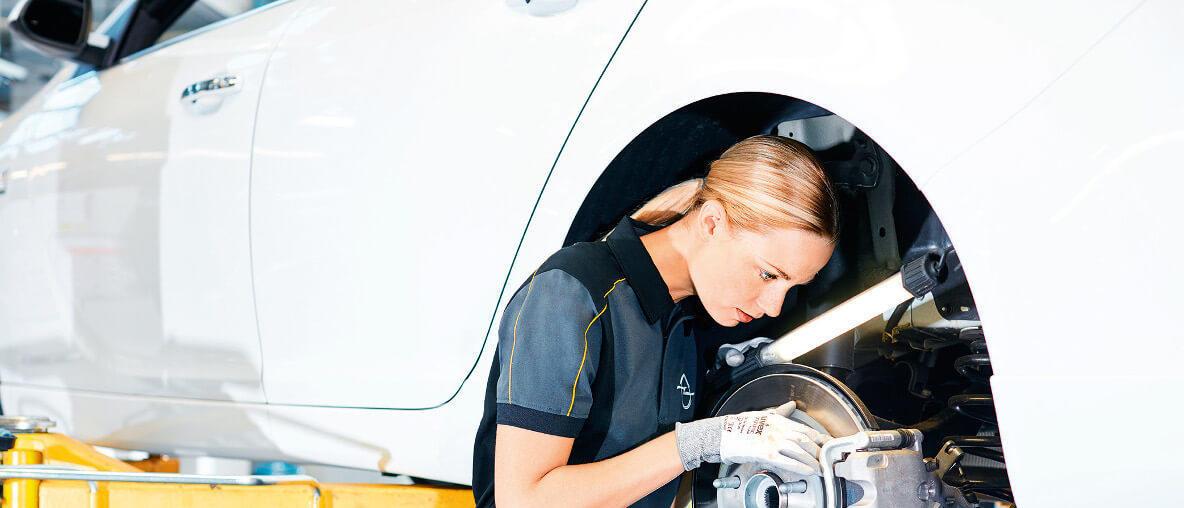 Opel Service Club