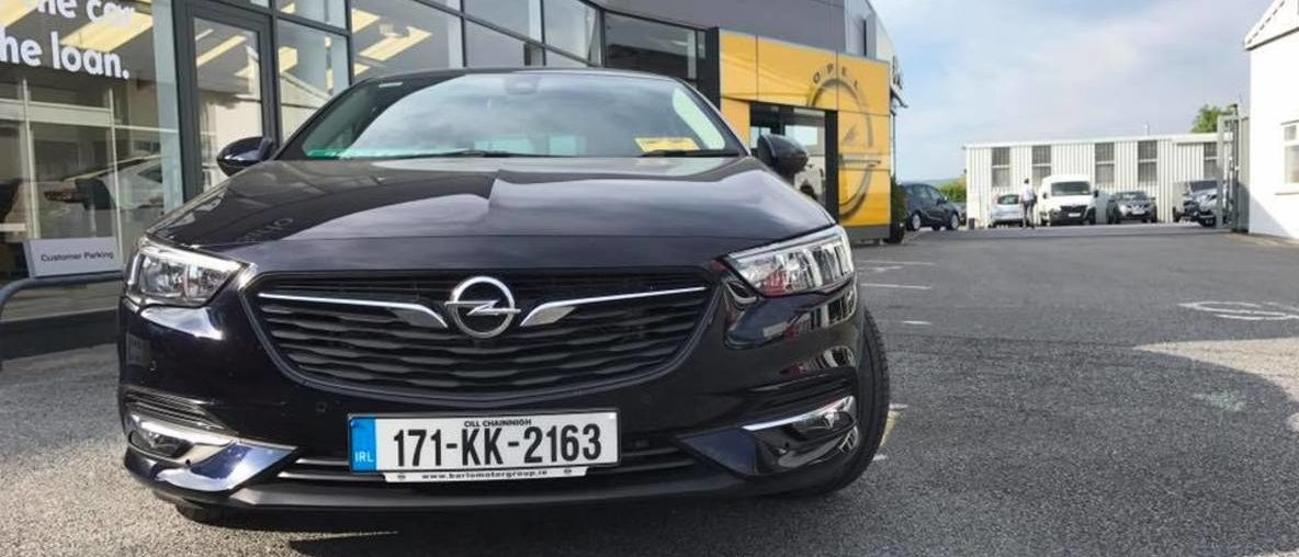 Vehicles in stock at Barlo Opel