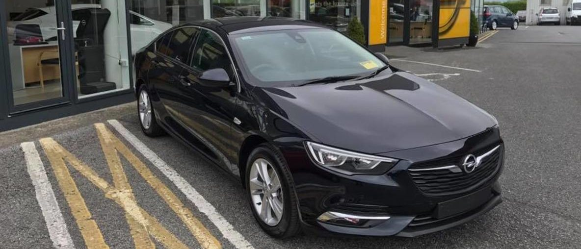 New vehicles in stock at Barlo Opel