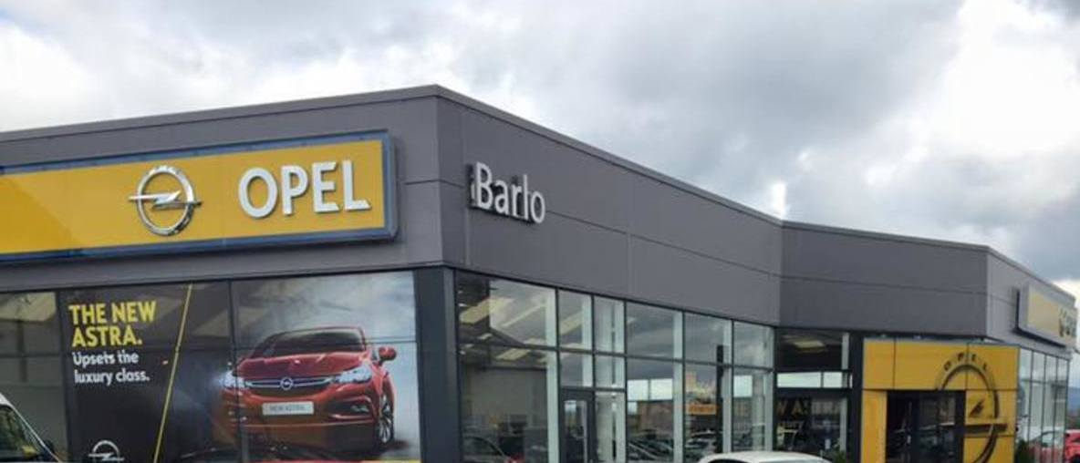 Barlo Opel dealership