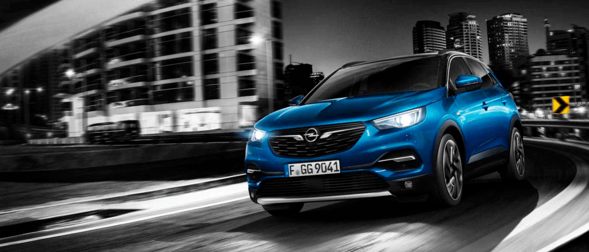 The All-New Opel Grandland X - Available now at Kevin O'Leary Silversprings
