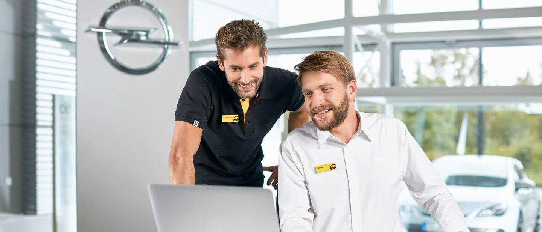 Our People - Mullingar Opel
