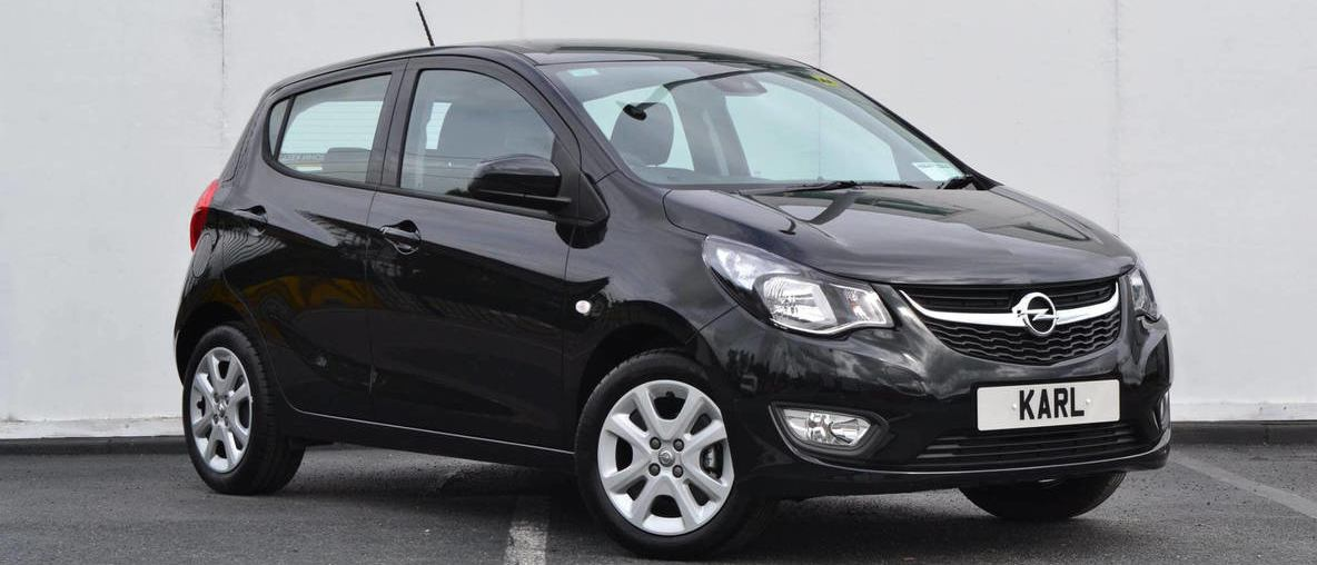 Opel Carl, black