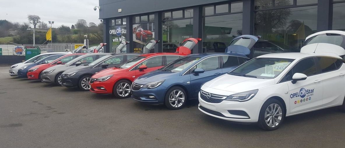 Vehicles in stock at Youngs Opel Roscrea