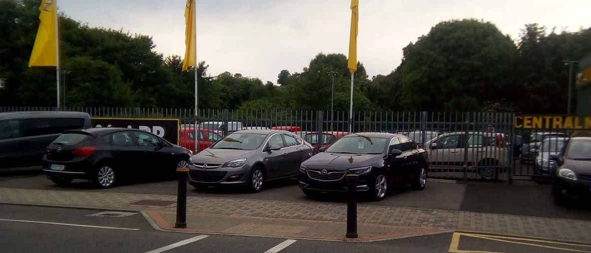 New vehicles in stock at Central Motors Opel