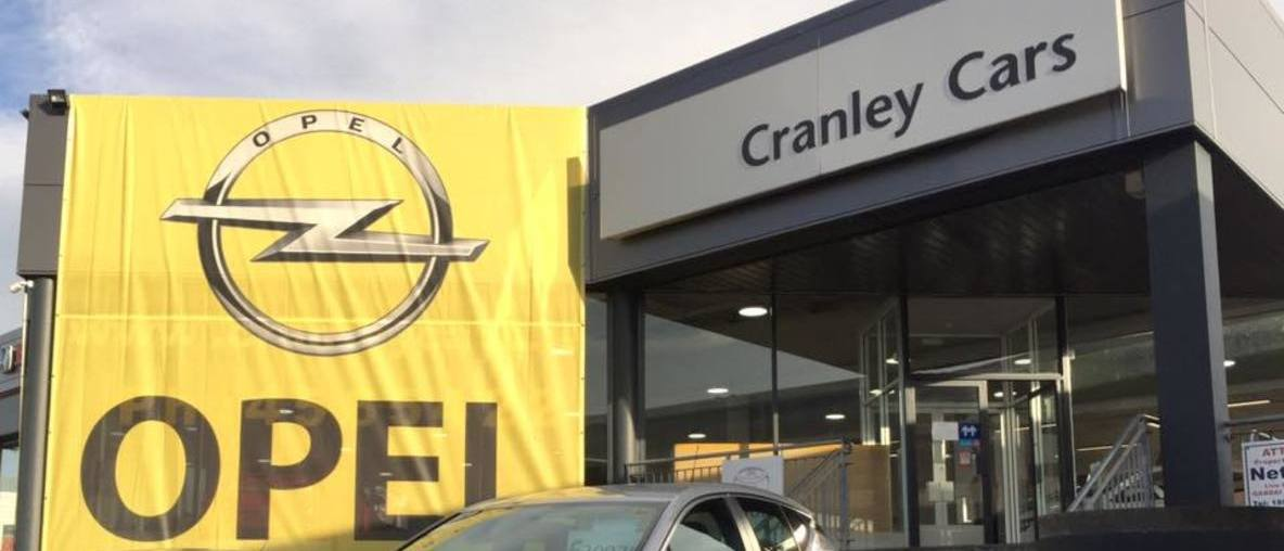 Cranley Cars Opel new cars