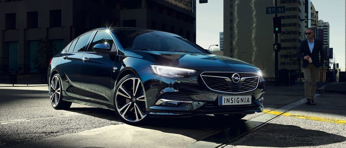 The new Insignia Grand Sport