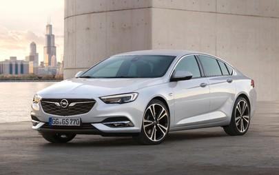 New Opel Insignia Launches in Ireland