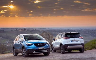 Opel Crossland X: Stylish for the City with SUV Cool