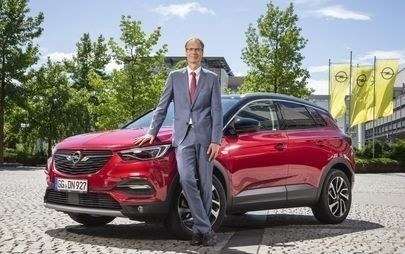 Strong Comeback for Opel after One Year as Part of Groupe PSA