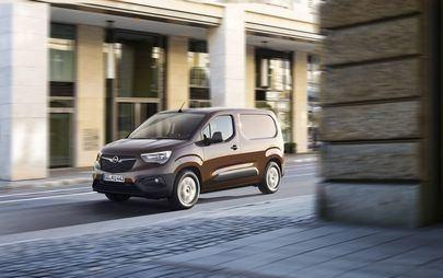New Opel Combo: Spacious Transporter with Compact Footprint and Amazing Technologies