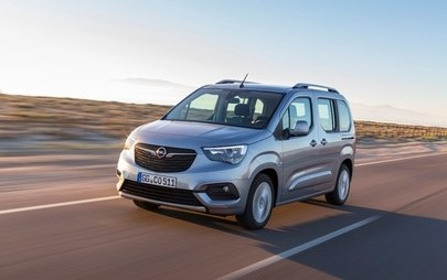 Families' New Best Friend – the Innovative Opel Combo Life