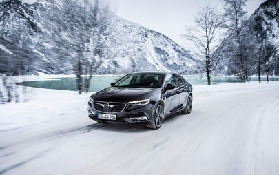 The Joys of Winter: Take it Easy this Winter with Opel