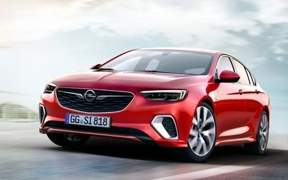 Sports Machine for Connoisseurs: Insignia GSi Makes the Difference