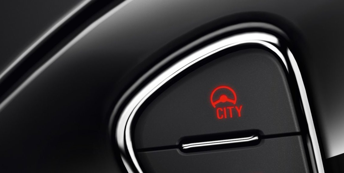 CITY MODE STEERING